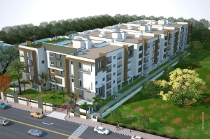 2BHK &3BHK Apartments for sale on BannerghattaRoad, Bangalore at Sai SurakshaLandmark.