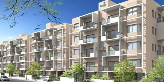 3BHK Apartments for sale in Jakkur, Bangalore at Century Linea.