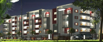 2BHK & 3BHK Apartments for sale in Electronic City, Bangalore at GANGOTHRI SLV MEADOWS